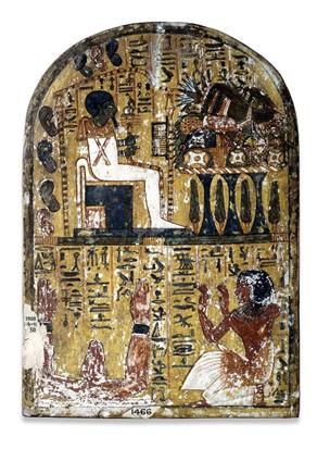 egyptian-stela