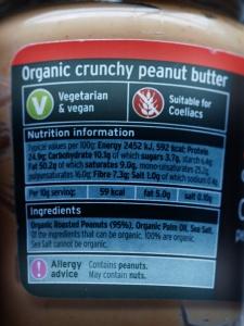 peanut-label
