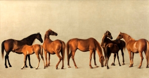 George_Stubbs_Mares_and_Foals_1762