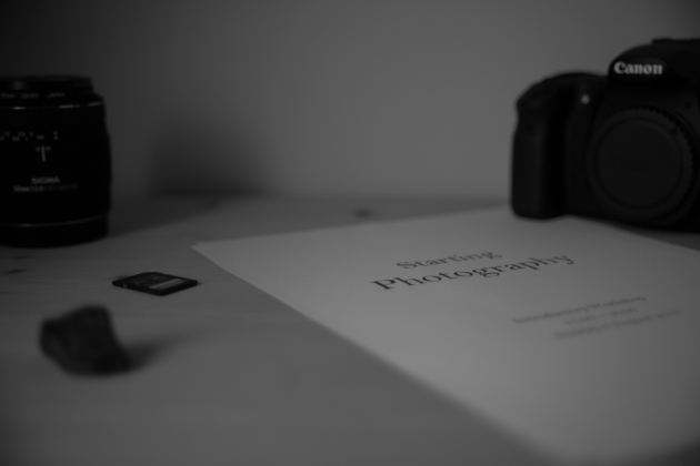 Starting Photography 2